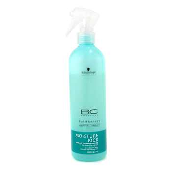 buy Schwarzkopf BC Moisture Kick Spray Conditioner (For Normal to Dry Hair) 400ml/13.3oz by Schwarzkopf skin care shop
