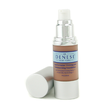 Dr. Denese Age Corrector Firming and Retexturizing Base Maquillaje - Tan