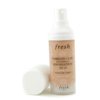 Fresh Umbrian Clay Freshface Base Maquillaje SPF 20 - Chalet Girl