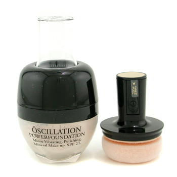Lancome Oscillation Polvos Base Maquillaje Micro Vibrating Mineral Maquillaje SPF 21 - # Ivory 20