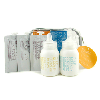 buy Philip Kingsley Body & Volume Jet Set: Shamoo + Conditioner + Elasticizer 5pcs by Philip Kingsley skin care shop