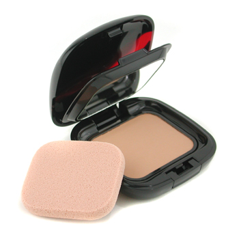 buy Shiseido The Makeup Perfect Smoothing Compact Foundation SPF 15 (Case + Refill) - I60 Natural Deep Ivory 10g/0.35oz by Shiseido skin care shop