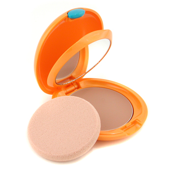 Shiseido Tanning Base Maquillaje Compacto N SPF6 - Natural