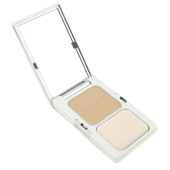 Clinique Perfectly Real Radiant Skin Maquillaje Compacto SPF29 - # 04 Creme Beige