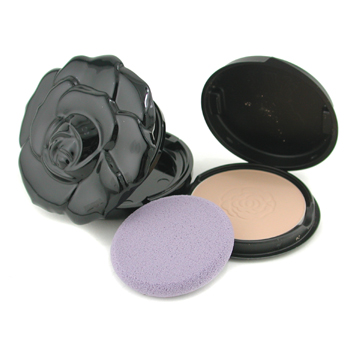 Maquiagens, Anna Sui, Anna Sui Moisture Rich Powder Foundation ( Case & Refill ) - # P04 10g/0.35oz