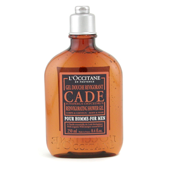 L'Occitane Cade For Men Reinvigorating Gel de Ducha