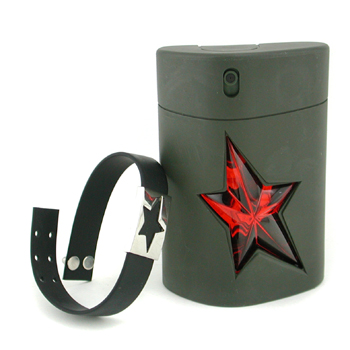 Thierry Mugler Estuche B*Men: Gomme Rubber Flask Agua de Colonia Vaporizador 50ml/1.7oz + Rubber Fla