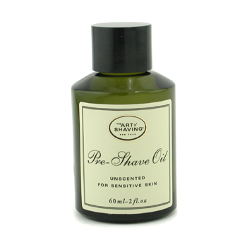 buy The Art Of Shaving Pre Shave Oil - Unscented (For Sensitive Skin) 60ml/2oz  skin care shop