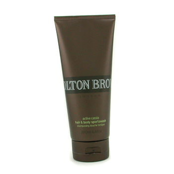 buy Molton Brown Active Cassia Hair & Body Sportwash 200ml/6.6oz  skin care shop