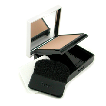 Benefit Hello Flawless! Custom Powder Cover Up For Face SPF15 - Polvos # I'm Cute As A Bunny ( Honey