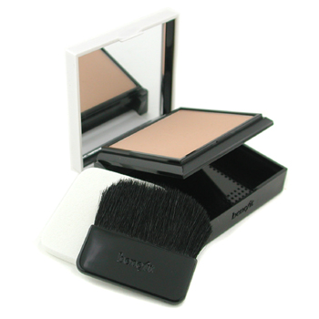 Benefit Hello Flawless! Custom Powder Cover Up For Face SPF15 Polvos - # All The World's My Stage (