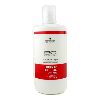 buy Schwarzkopf BC Repair Rescue Treatment (For Damaged Hair) 750ml/25oz by Schwarzkopf skin care shop