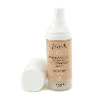 Fresh Umbrian Clay Freshface - Base Maquillaje SPF 20 - Seventh Veil