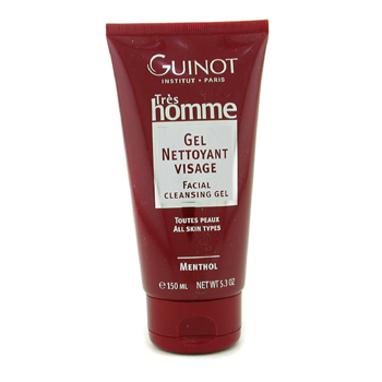 buy Guinot Tres Homme Facial Cleansing Gel 150ml/5.3oz  skin care shop