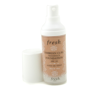 buy Fresh Umbrian Clay Freshface Foundation SPF 20 - Rio Samba 30ml/1oz by Fresh skin care shop
