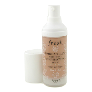 Fresh Umbrian Clay Freshface Base de Maquillaje SPF 20 - Marrakesh