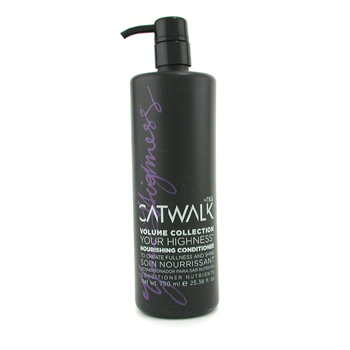 buy Tigi Catwalk Your Highness Nourishing Conditioner 750ml/25.36oz by Tigi skin care shop