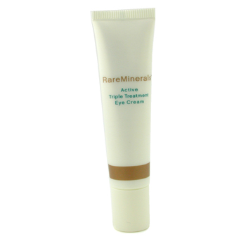 Bare Escentuals RareMinerals Active Triple Treatment Crema Ojos