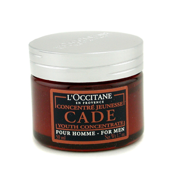 Para a pele do homem, L&#039;Occitane, L&#039;Occitane Cade For Men Youth Concentrate 50ml/1.7oz