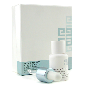 Givenchy Doctor White 3 Acids In A Drop Programa blanqueador intensivo