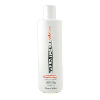 Cuidados com o cabelo, Paul Mitchell, Paul Mitchell Color Protect Daily Conditioner ( Detangles and Repairs ) 500ml/16.9oz