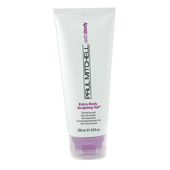 Cuidados com o cabelo, Paul Mitchell, Paul Mitchell Extra-Body Sculpting Gel ( Thickening Gel ) 200ml/6.8oz