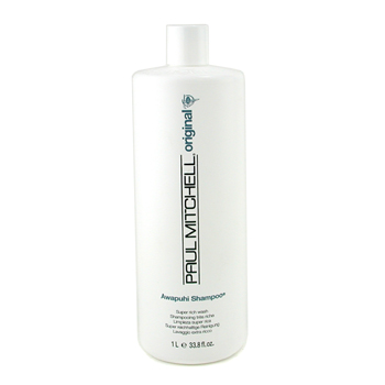 Cuidados com o cabelo, Paul Mitchell, Paul Mitchell Awapuhi Shampoo ( Super Rich Wash ) 1000ml/33.8oz