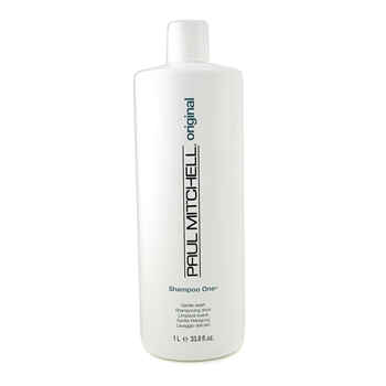 buy Paul Mitchell Shampoo One (Gentle Wash) 1000ml/33.8oz by Paul Mitchell skin care shop