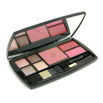 buy Lancome Tendre Voyage Makeup Palette: 4x Eye Shadow + Blush + 2x Lip Color + 3x Applicators -  skin care shop