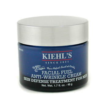 Para a pele do homem, Kiehl's, Kiehl's Facial Fuel Anti-Wrinkle Cream 50ml/1.7oz