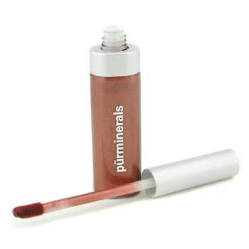 buy PurMinerals Pout Plumping Lip Gloss - Bronze Sassolite 4.5g/0.16oz by PurMinerals skin care shop