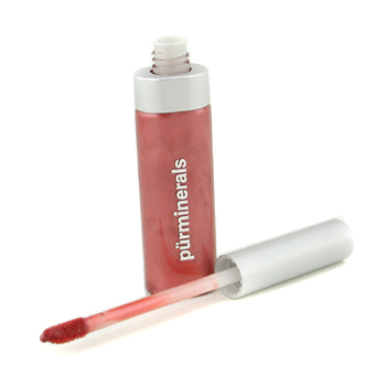 PurMinerals Pout Plumping Gloss Labial - Spiced Barite