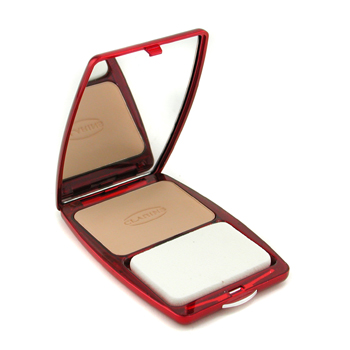 Clarins Express Compact Base MaquillajeWet/ Dry - Base Maquillaje # 7.5 Amber Beige ( Sin Embalaje )