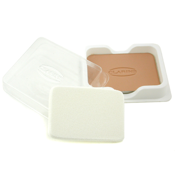 Clarins Express Compact Base MaquillajeWet/ Dry Recambio- Base Maquillaje Recambio # 7.5 Amber Beige
