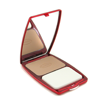Clarins Express Compact Base MaquillajeWet/ Dry - Base Maquillaje # 09 Caramel Beige ( Sin Embalaje