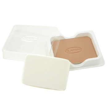 Clarins Express Compact Base MaquillajeWet/ Dry Recambio- Base Maquillaje Recambio # 09 Caramel Beig