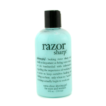 Philosophy Razor Sharp Extra Close Gel Afeitado