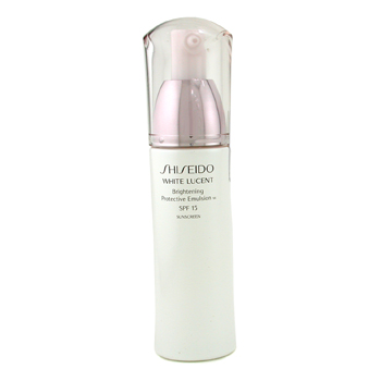 Para a pele da mulher, Shiseido, Shiseido White Lucent Brightening Protective Emulsion W SPF 15 75ml/2.5oz