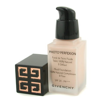 Givenchy Photo Perfexion Base Maquillaje Fluido SPF 20 - # 1 Perfect Ivory