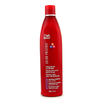 buy Wella Color Preserve Smoothing Conditioner (For Coarse  Frizzy Hair) 355ml/12oz by Wella skin care shop