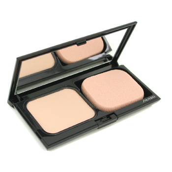 Shiseido Sheer Matifying Compact Oil Free SPF10 - Polvos Compactos Matificantes # I00 Very Light Ivo