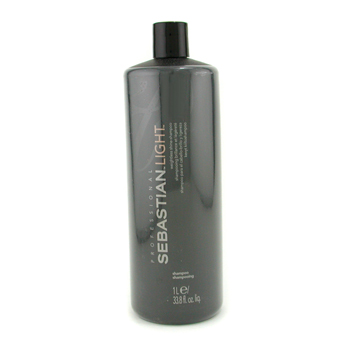 buy Sebastian Light Weightless Shine Shampoo 1000ml/33.8oz by Sebastian skin care shop