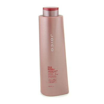 buy Joico Silk Result Smoothing Shampoo (For Fine/ Normal Hair) 1000ml/33.8oz by Joico skin care shop