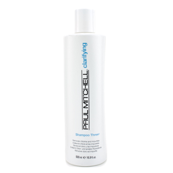 Paul Mitchell Champú Three ( Elimina el Cloro e Impurezas )