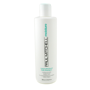 buy Paul Mitchell Instant Moisture Daily Shampoo (Hydrates and Revives) 500ml/16.9oz by Paul Mitchell skin care shop