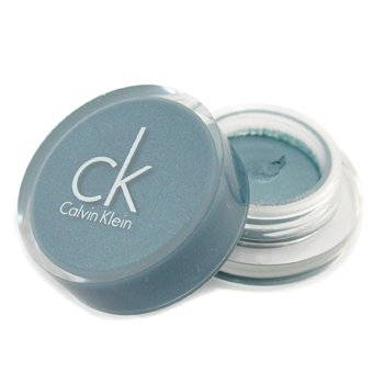 Calvin Klein Tempting Glimmer Sheer Sombra Ojos Crema - #311 Turquoise Blue