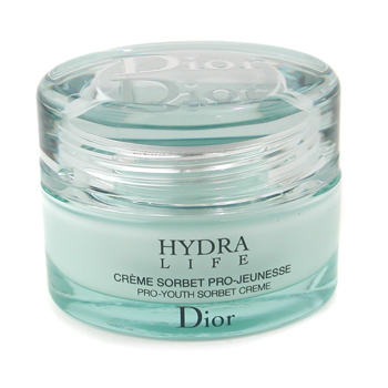 buy Christian Dior Hydra Life Pro-Youth Sorbet Creme (Normal and Combination Skin) 50ml/1.7oz skin care shop