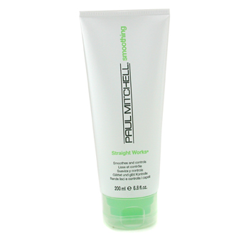 buy Paul Mitchell Straight Works (Smoothes and Controls) 200ml/6.8oz by Paul Mitchell skin care shop