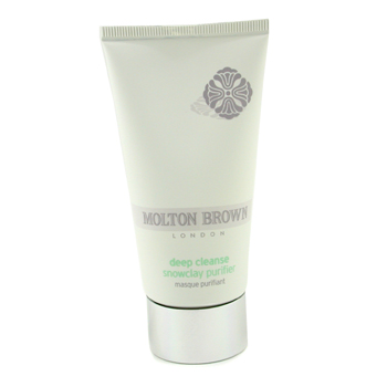 Molton Brown Deep Cleanse Snowclay Purifier - Desmaquillador