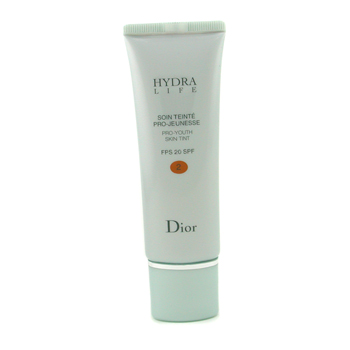 Christian Dior Hydra Life Pro-Youth Skin Tint Hidratante con Color SPF 20 - # 002 Golden